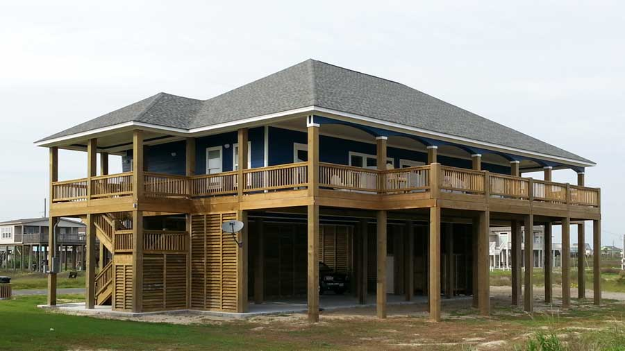 1amazingview Beach House Is The Perfect Beachfront Vacation Al By Owner In Crystal Tx